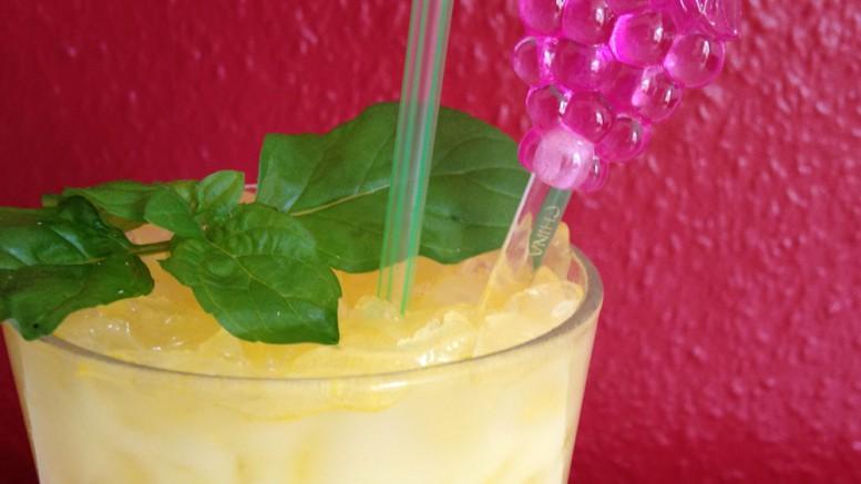 Blonder-Engel-Drink
